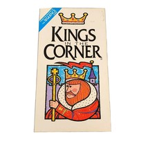 Kings In The Corner Game 1996 Jax Complete - $12.99