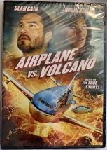 Airplane Vs Volcano (DVD, Brand New) Dean Cain, Robin Givens - $10.99