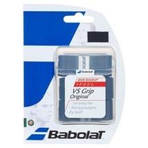NEW Babolat VS Grip Original OVERGRIP Tennis Overgrip - 3 Three /Pack- Blue - $6.95