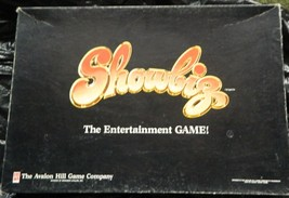 ShowBiz The Entertainment Game -Avalon Hill-Complete - $15.00