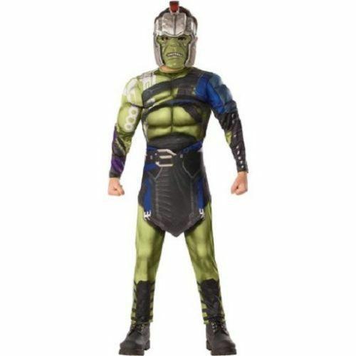 NEW Marvel Thor Ragnarok Hulk Muscle Chest Child Various sizes
