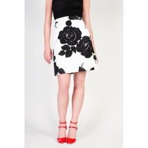 Dolce & Gabbana Floral Print Blossom Skirt by Bonanza