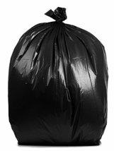 PlasticMill 64 Gallon Heavy Duty 1.5 Mil Trash Can Liners Toter Compatib... - $37.32
