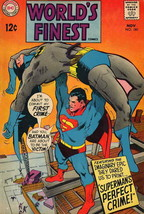 World's Finest Comics #180 VG; DC | low grade comic - save on shipping -... - $9.25