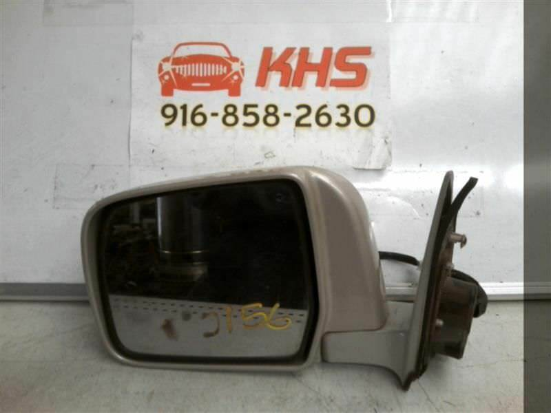 Primary image for Driver Side View Mirror Power Thru 5/99 6 Cylinder Fits 97-99 4 RUNNER 155419