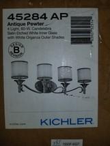 Kichler Lacey 45284 Bathroom Vanity Light - $306.90