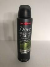 NEW Dove Men+Care Elements Antiperspirant Dry Spray Minerals Sage 3.8oz. - $6.79