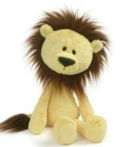GUND New Large 16 inch Toothpick Lion Plush. Official Toy. Soft. New - $19.59