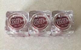Lot of 3~Jordana Lip Creme Truffles~#CT-03 Chocolate Cherry Amaze Lip Gloss - $7.66