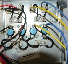 Amana HKS 19.2 Electric Heat Kit Circruit Breaker Product HKSC20DB image 4
