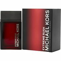 Michael Kors Extreme Rush Edt Spray 4.1 Oz For Men - $83.47
