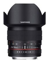 Samyang Monofocal Wide-Angle Lens 10 Mm F2.8 For Aps-C Nikon Ae/Japan - $872.92