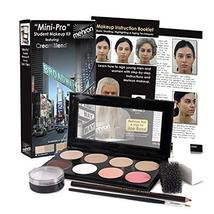 Medium Dark/Dark Mini-Pro Student Makeup Kit Featuring CreamBlend Makeup... - $19.88