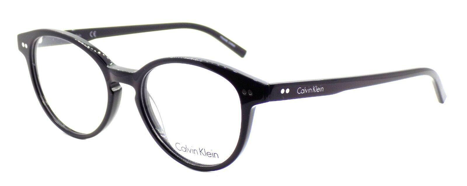 Calvin Klein CK5991 001 Women's Eyeglasses Frames Black 52-18-140 + CASE