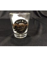 "Vintage Cheers Meet Me In Detroit Collectible Shot Glass 2-1/4"" - $8.99"