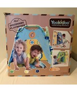 Yookidoo Discovery Playhouse Activity Center Play Tent Kids Children Toy... - $59.99