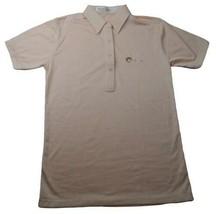 Pro Celebrity Lady Golf Polo Vintage Stiff Pointy Collar Palm Cay Size 3... - $14.99