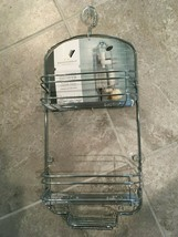 "Bathroom Shower Caddy - Chrome - (Medium) - Threshold  (24""x4.7""x10.4"") - $9.70"