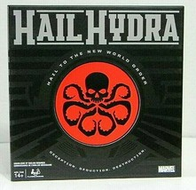 Spin Master - Marvel Hail Hydra Board Game - $20.56