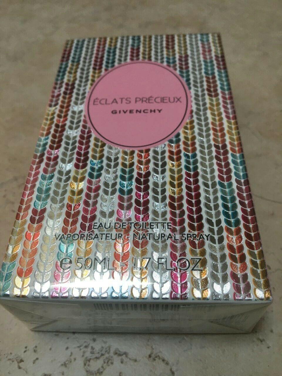 Eclats Precieux Givenchy Eau de Toilette For Women 1.7 FL OZ 50 ML New/Sealed