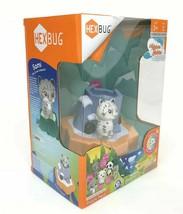 new HEXBUG Lil Nature Babies Sami the Snow Leopard Frosty Peak Small Playset - $14.90