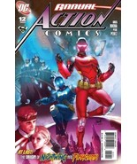 Action Comics Annual Issue 12 From DC Comics 2009 [Comic] [Comic] - $9.85