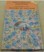 Vintage Historical Pastime - New Game of The HIstory of England - Origin... - $29.69