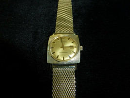 Vintage Swiss CROTON SELFWINDING J4567 AUTOMATIC WRISTWATCH (Watch The V... - $292.05