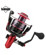 SeaKnight PUCK 3000 Spinning Reel 5.2:1 Fishing Reel 6Kg Max Drag Power - $31.00