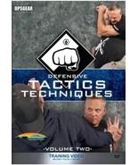 Defensive Tactics Tactics-Vol. Two Training Vid... - $14.95