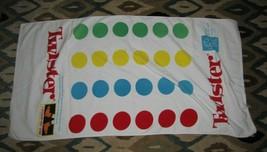 TWISTER Beach Bath Towel Game Hasbro Jay Franco 2004 100% Cotton - $29.69