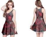 Red icp reversible dress for women thumb155 crop