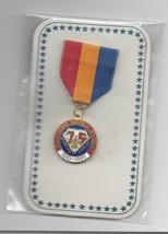 1910-1985 Gulf Ridge Council Roundup Diamond Jubilee 75th Anniversary Medal - $2.97