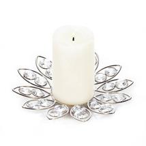 Crystal Flower Candleholder - $9.95