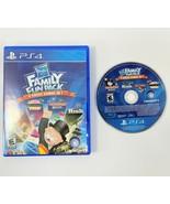 Hasbro Family Fun Pack (Sony PlayStation 4, 2015) - $10.39
