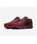 MEN'S NIKE ZOOM ALL OUT LOW RUNNING SHOE - Dark Team Red - $89.99