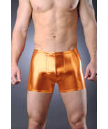Thunderbox Chrome Metal Copper Pouch Shorts Party Costume Dance S, M, L, XL - $25.00