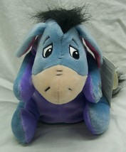 "Disney Store Winnie the Pooh TALKING MOVING EEYORE 8"" Plush Stuffed Anim... - $24.74"