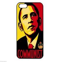 BARACK OBAMA COMMUNIST Ron Paul Apple Iphone Case 4/4s 5/5s 5c 6 Plus 6s... - £8.23 GBP