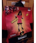 New Incredibles  2 Child Violet Halloween Costume Size Large 10 - 12    ... - $14.85