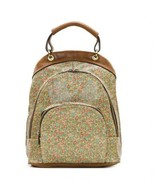 Patricia Nash Fleuriste Collection Alencon Leather Backpack - $178.00