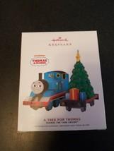 NEW! 2019 HALLMARK KEEPSAKE THOMAS THE TANK ENGINE ~A TREE FOR THOMAS~ O... - $19.80