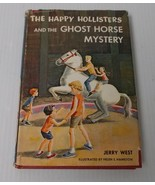 1 Vintage Happy Hollisters and the Ghost Horse Mystery Children's Myster... - $8.99