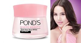 50g POND'S Ponds WHITE Beauty Serum Day Cream Cream Face Whitening Light... - $19.48