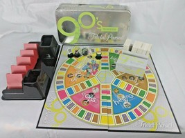 90's Trivial Pursuit Trivia Time Capsule Edition Board Game Complete - $19.79