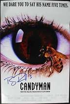 "Tony Todd Signed Autographed 12x18 ""Candyman"" Movie Poster - COA Matchin... - $69.29"