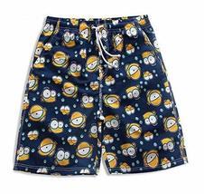 Panda Superstore Men's Designer Summer Quick Dry Relaxed Beach Swim Shorts - $22.40