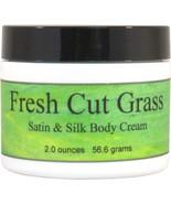 Fresh Cut Grass Satin and Silk Cream - $10.66+