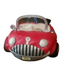 """Build-A-Bear Workshop Red Convertible Car Large 19"""" Plush Retired BAB Tw... - $19.79"""