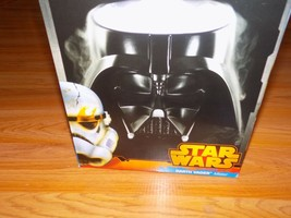 Disney Star Wars Darth Vader Helmet Mister Halloween Decoration New  - $30.00